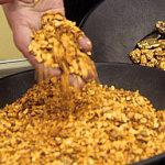 Сколько весит золото