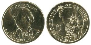 Вес монет США
